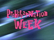Pre-Hibernation Week Cartoon Pictures