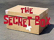 The Secret Box Cartoon Picture