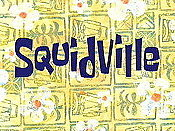 Squidville Cartoon Picture