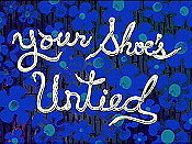 Your Shoe's Untied Cartoon Picture