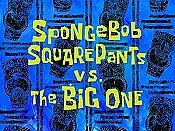 SpongeBob Vs. The Big One, Part 1 Free Cartoon Pictures