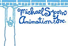 Michael Sporn Animation, Inc. Studio Logo