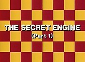 The Mystery Of The Classic Car, Part 1 (The Secret Engine) Picture Of Cartoon