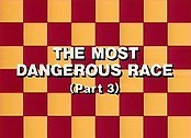 The Most Dangerous Race, Part 3 Picture Into Cartoon