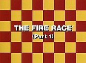 The Fire Race, Part 1 Picture Of Cartoon