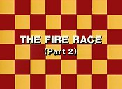 The Fire Race, Part 2 Picture Into Cartoon