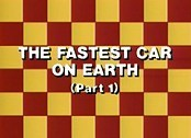 Race Car Of The Devil, Part 1 (The Fastest Car on Earth) Picture Of Cartoon