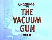 The Vacuum Gun, Part II Picture To Cartoon