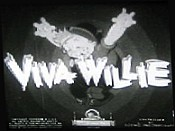 Viva Willie Picture Into Cartoon