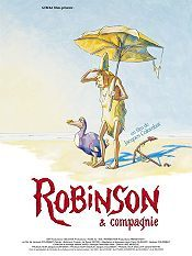 Robinson Et Compagnie (Robinson & Company) Picture Into Cartoon