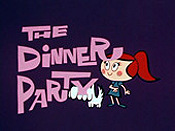 The Dinner Party Picture Of Cartoon