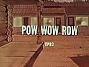 Pow Wow Row Picture Of Cartoon