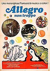 Allegro Non Troppo The Cartoon Pictures