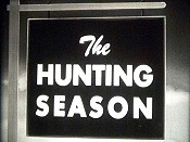 The Hunting Season Cartoon Pictures