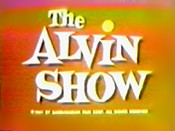 The Alvin Show (Series) Picture Into Cartoon