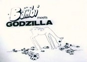 Bambi Meets Godzilla Pictures To Cartoon