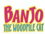 Banjo, The Woodpile Cat Picture Into Cartoon