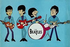 The Beatles Episode Guide Logo