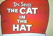 The Cat In The Hat Free Cartoon Picture