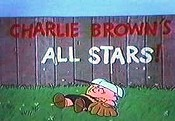 Charlie Brown's All-Stars Picture Of Cartoon