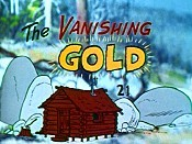 The Vanishing Gold Picture Of Cartoon