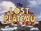 The Lost Plateau Cartoon Picture