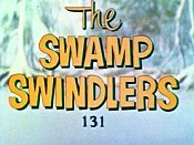 The Swamp Swindlers Cartoon Picture