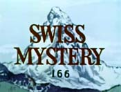 Swiss Mystery Picture Into Cartoon