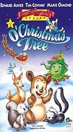 O' Christmas Tree Cartoon Picture