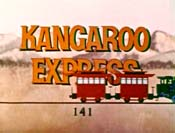 Kangaroo Express Cartoon Picture