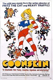 Coonskin Cartoon Character Picture