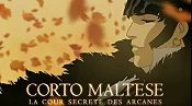 Corto Malt�se: La Cour Secr�te Des Arcanes (Corto Maltese: The Arcanes Secret Court) Picture Of Cartoon