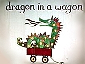 A Dragon In A Wagon Picture Of Cartoon
