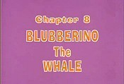Blubberino The Whale Cartoon Picture