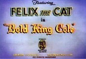 Bold King Cole Cartoon Pictures