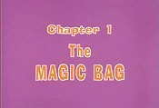 The Magic Bag Cartoon Picture