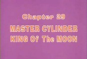 Master Cylinder- King Of The Moon