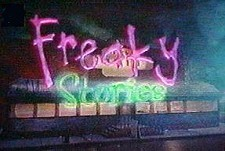 Freaky Stories Episode Guide Logo