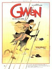 Gwen (Le Livre De Sable) Picture Into Cartoon