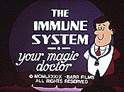 The Immune System: Your Magic Doctor Free Cartoon Picture
