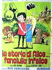La Storia Di Alice... Fanciulla Infelice (The Story Of Alice... A Wretched Girl) Cartoon Pictures