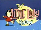 Lulu's Television Debut Picture Into Cartoon