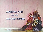 Martha Ann And The Mother Store Cartoon Picture