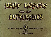Molly Moo-Cow And The Butterflies Picture Of Cartoon