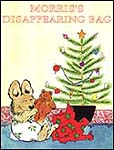 Morris's Disappearing Bag Pictures To Cartoon