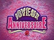 Joyeux Anniversaire (Happy Birthday) Unknown Tag: 'pic_title'