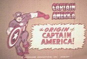 The Origin Of Captain America (Segment 1) Cartoon Picture