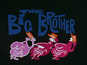 The Big Brother Pictures To Cartoon
