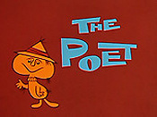 The Poet Cartoon Picture