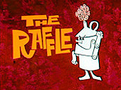 The Raffle Cartoon Picture